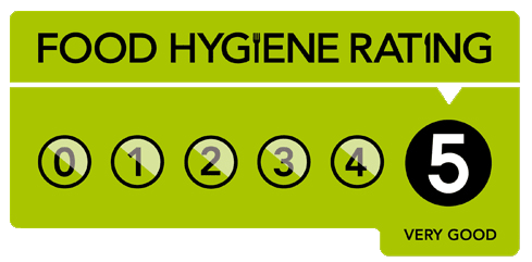 5 Star Food Hygiene High Standards At The Home Of Meal